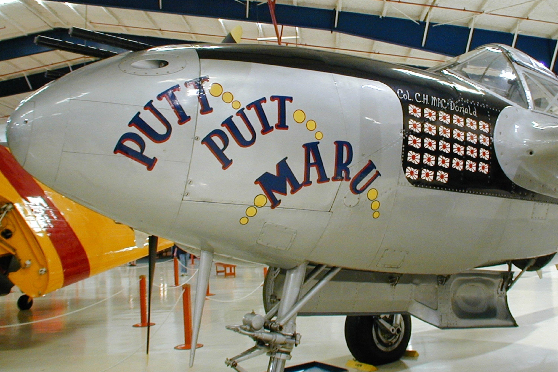 Lockheed P 38l Lightning