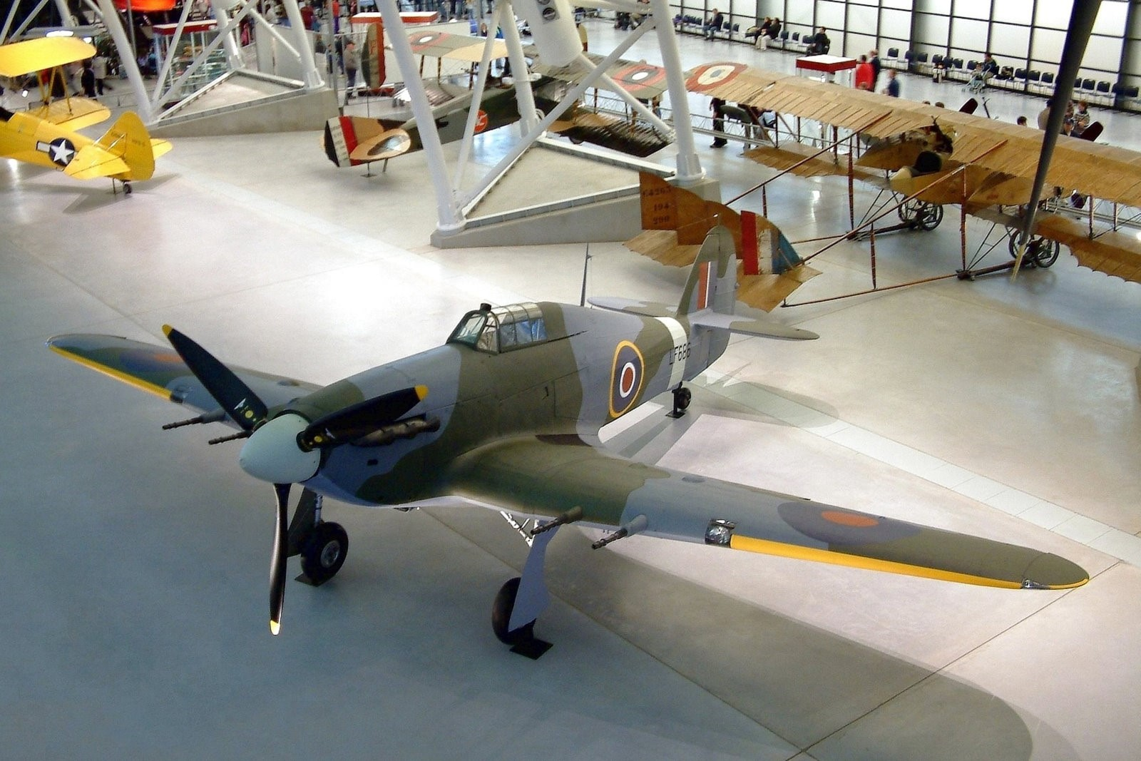 Hawker Hurricane Mk Iic Specifications And Photos