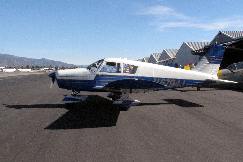 Piper Pa 28 140 Cherokee 140 4 Four Seat Monoplane