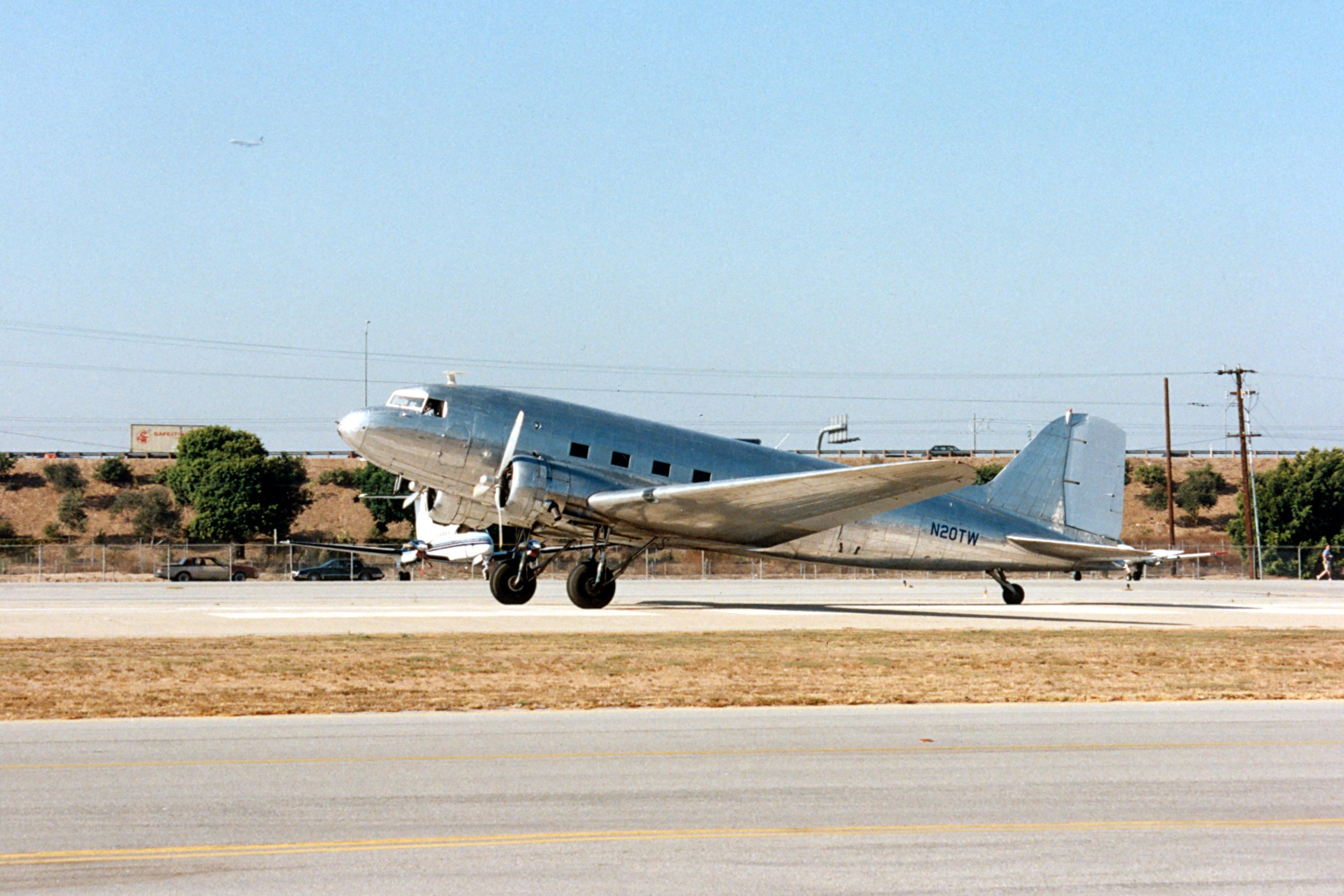 Douglas Dc 3 Specifications And Photos