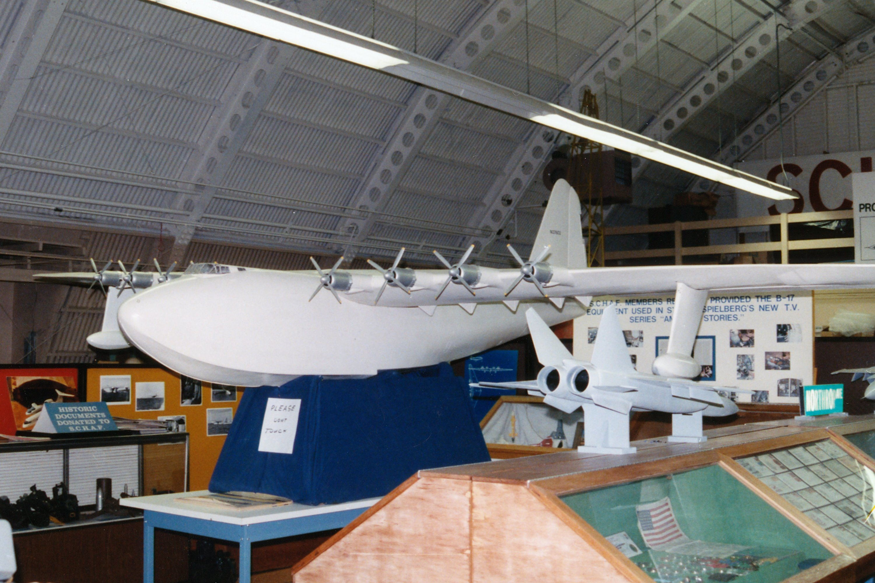 an overview of the hughes flying boat h 4 The aviator (2004) on imdb: plot summary, synopsis, and more  billionaire  and aviation tycoon howard hughes is a successful public figure: a director of big -budget  aircraft and is building the h-4 hercules (spruce goose) flying boat.