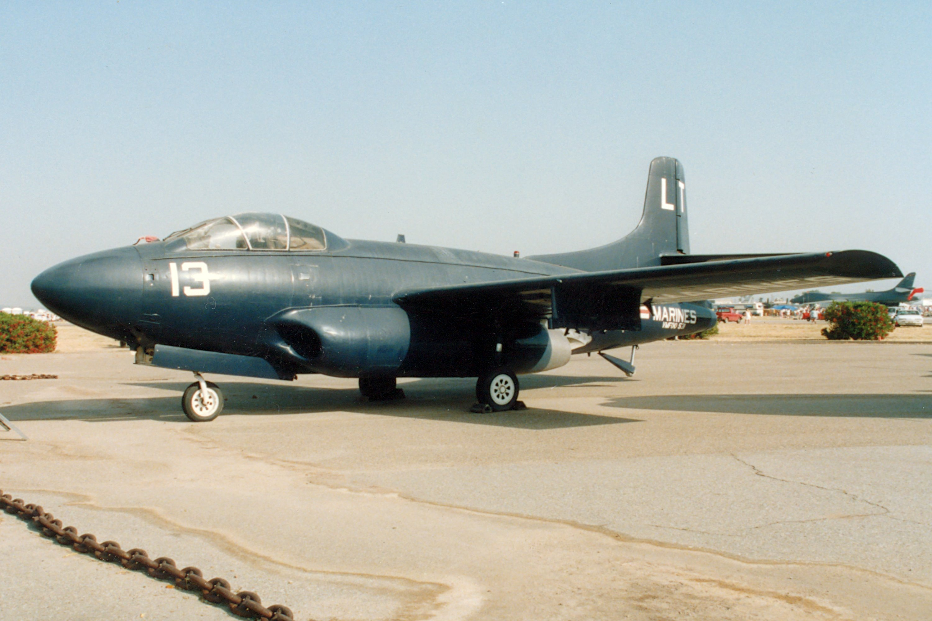 Douglas F3D-2 Skynight specifications and photos
