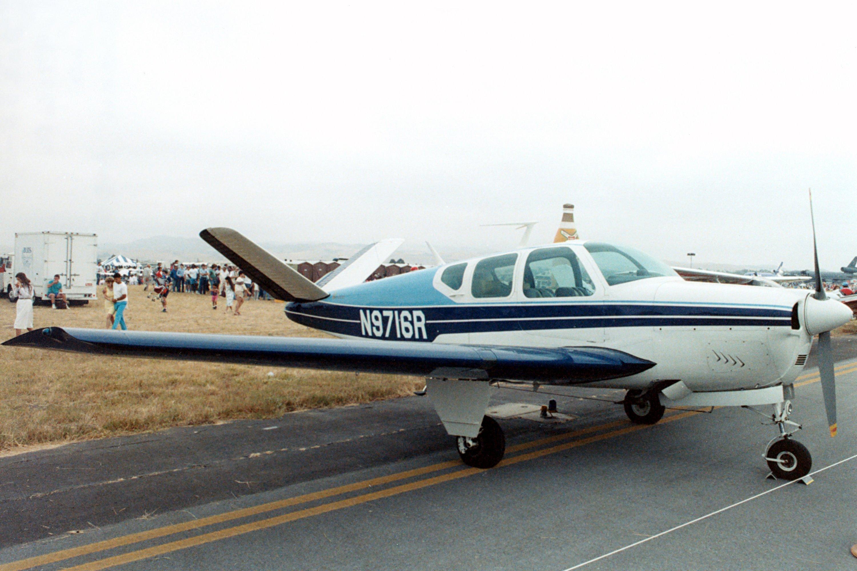 Beechcraft M35 Bonanza four-five cabin monoplane