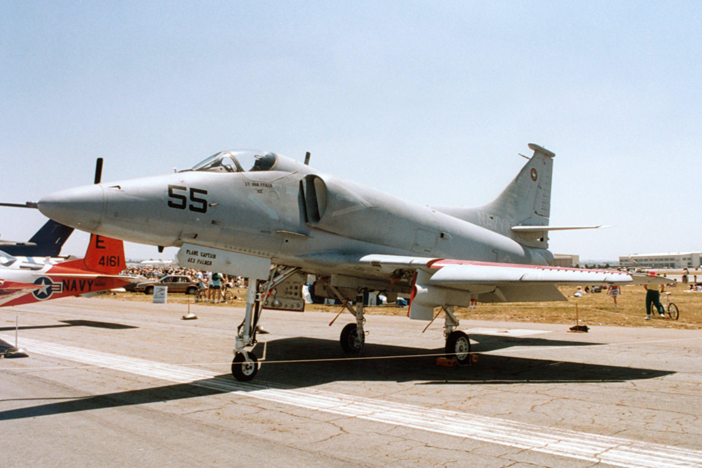 douglas a 4f skyhawk carrier based single engine single seat low rh skytamer com