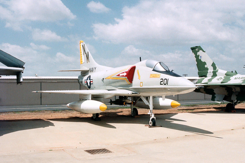 A 4 Skyhawk For Sale >> Douglas A 4c Skyhawk Carrier Based Single Engine Single