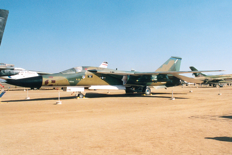 General Dynamics FB-111A Aardvark strategic bomber