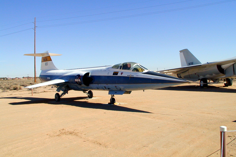 Lockheed F-104C Starfighter