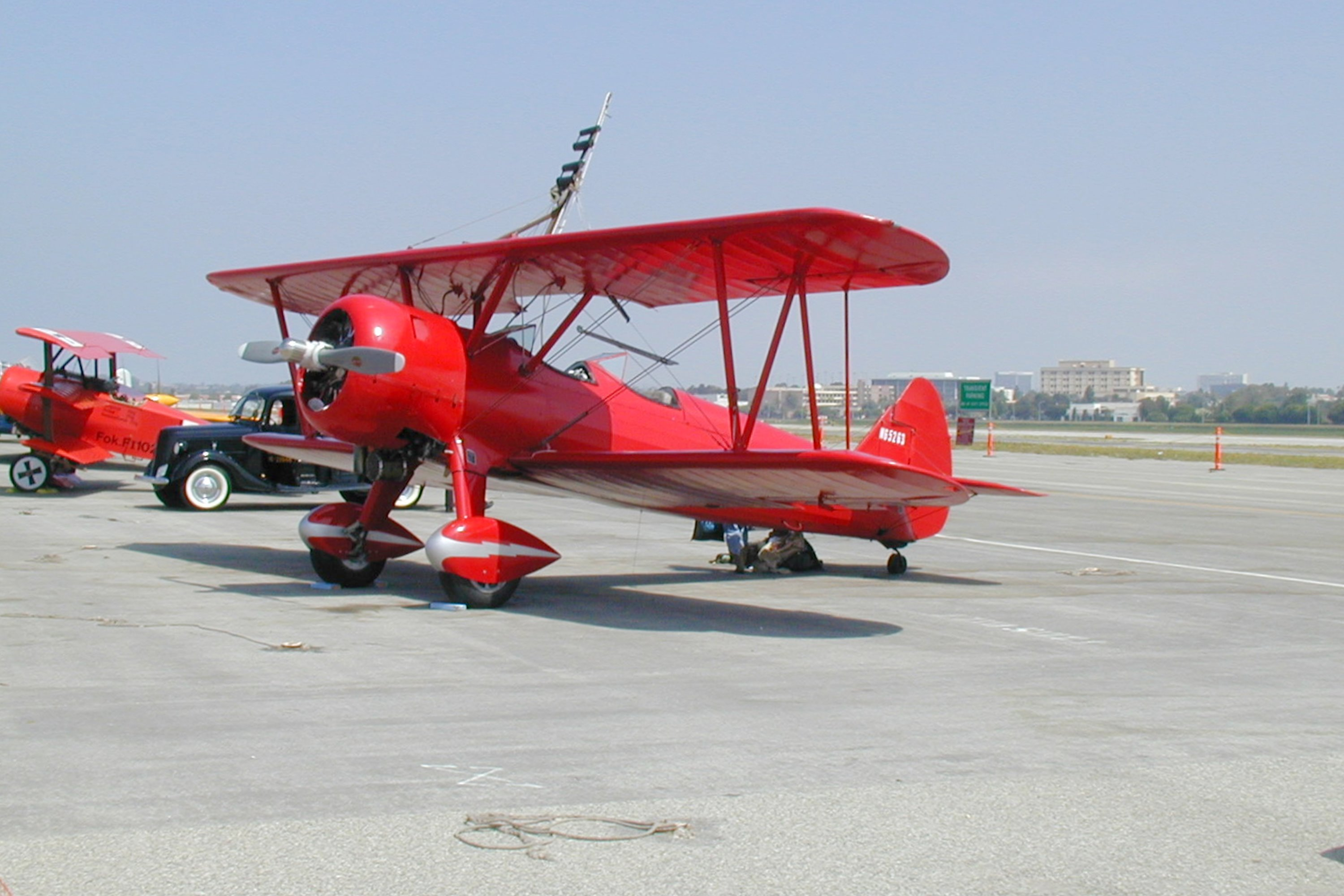 Boeing-Stearman N2S-4 Kaydet specifications and photos