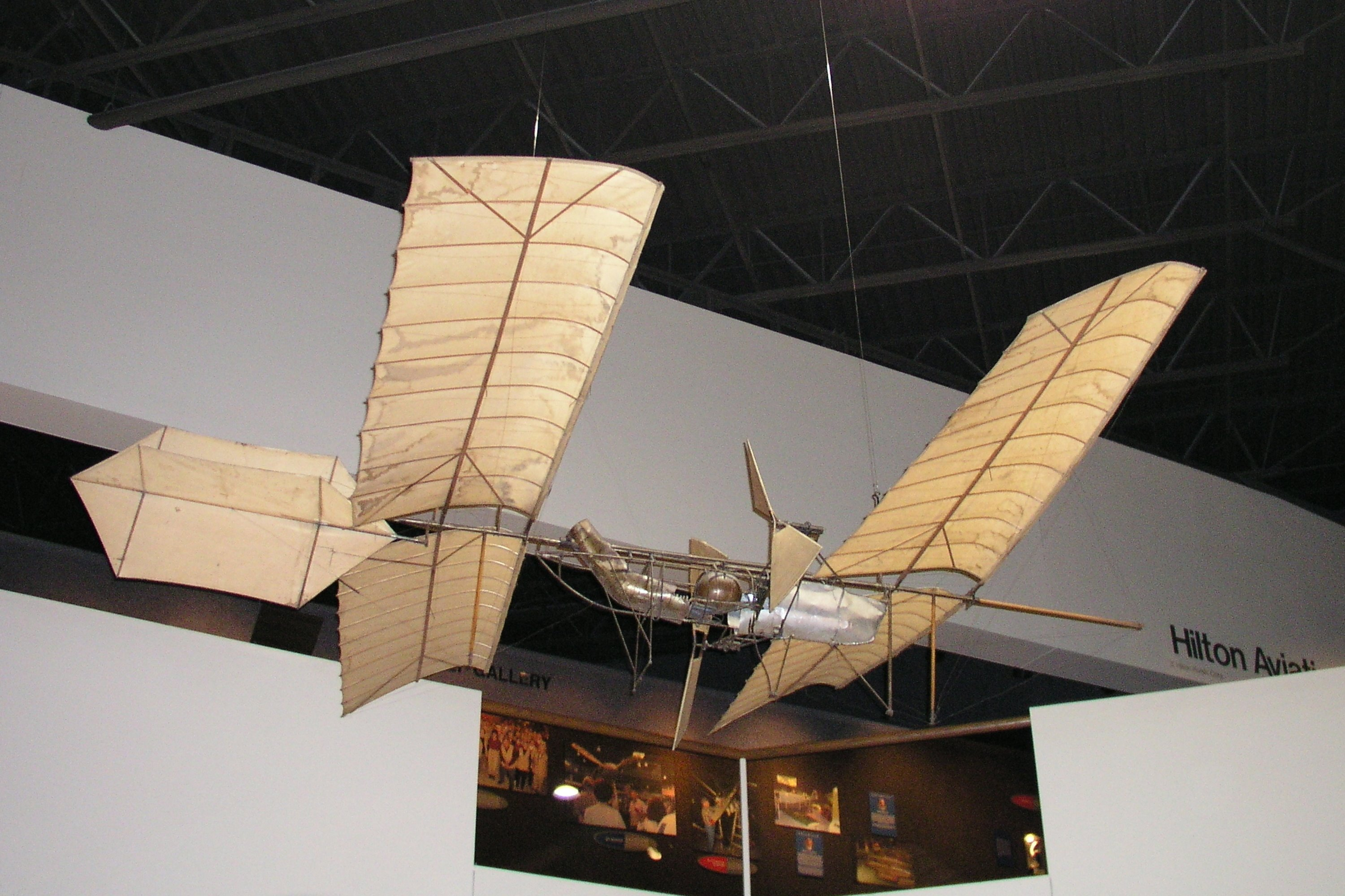 Chronology of Aviation History from 1890 to 1899