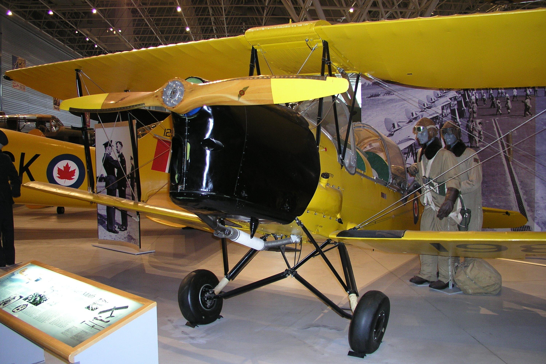 File:Military Air Museums de Havilland DH 82 Tiger Moth