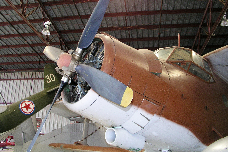 Antonov An-2 Colt Single-engine Multi-purpose Biplane