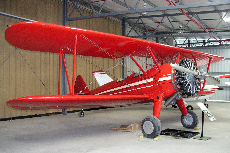 Rods 1941 Stearman 1941 Boeing-stearman B75