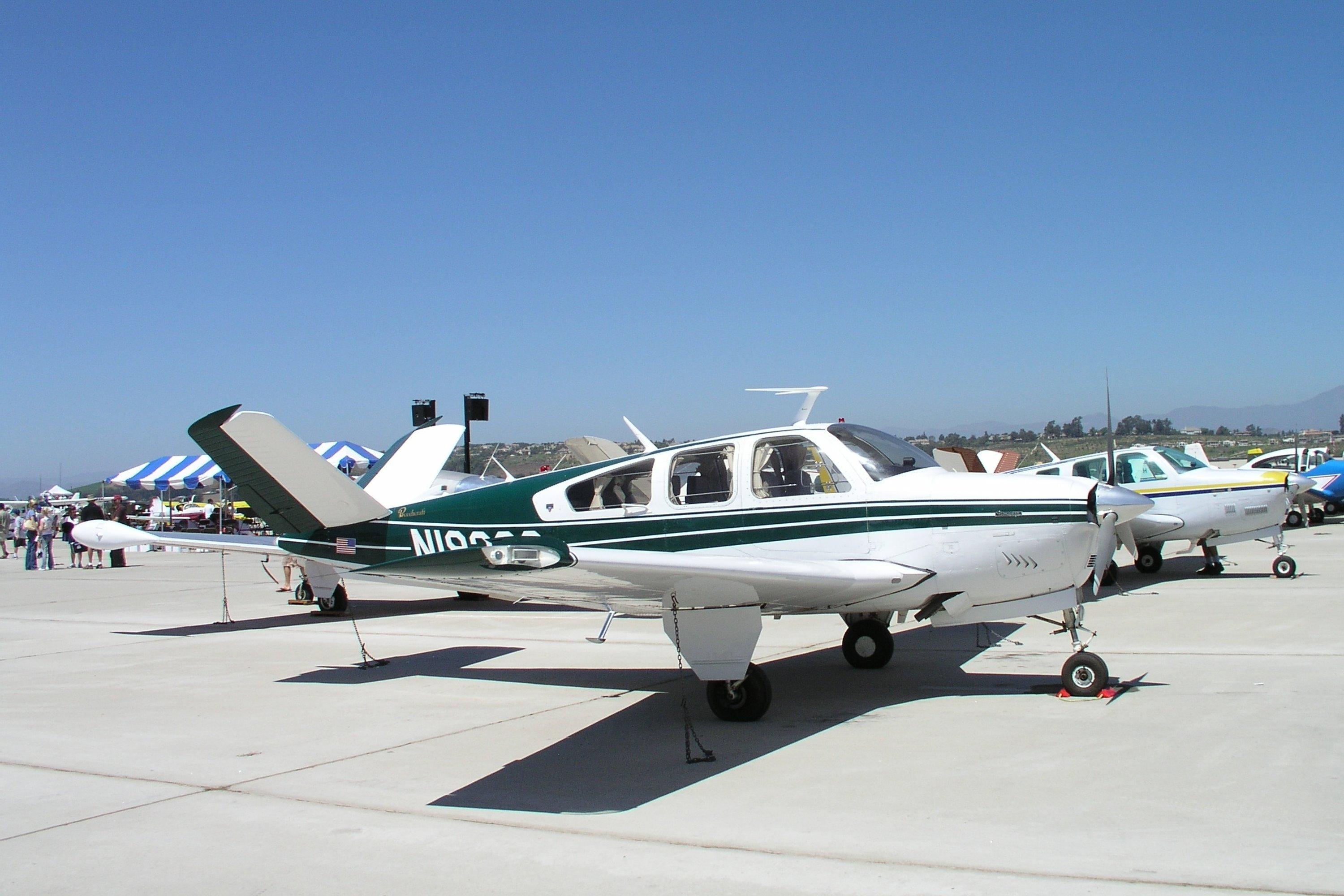 bonanza singles Used beechcraft single engine piston aircraft for sale - airplanes for sale on airplanemartcom.