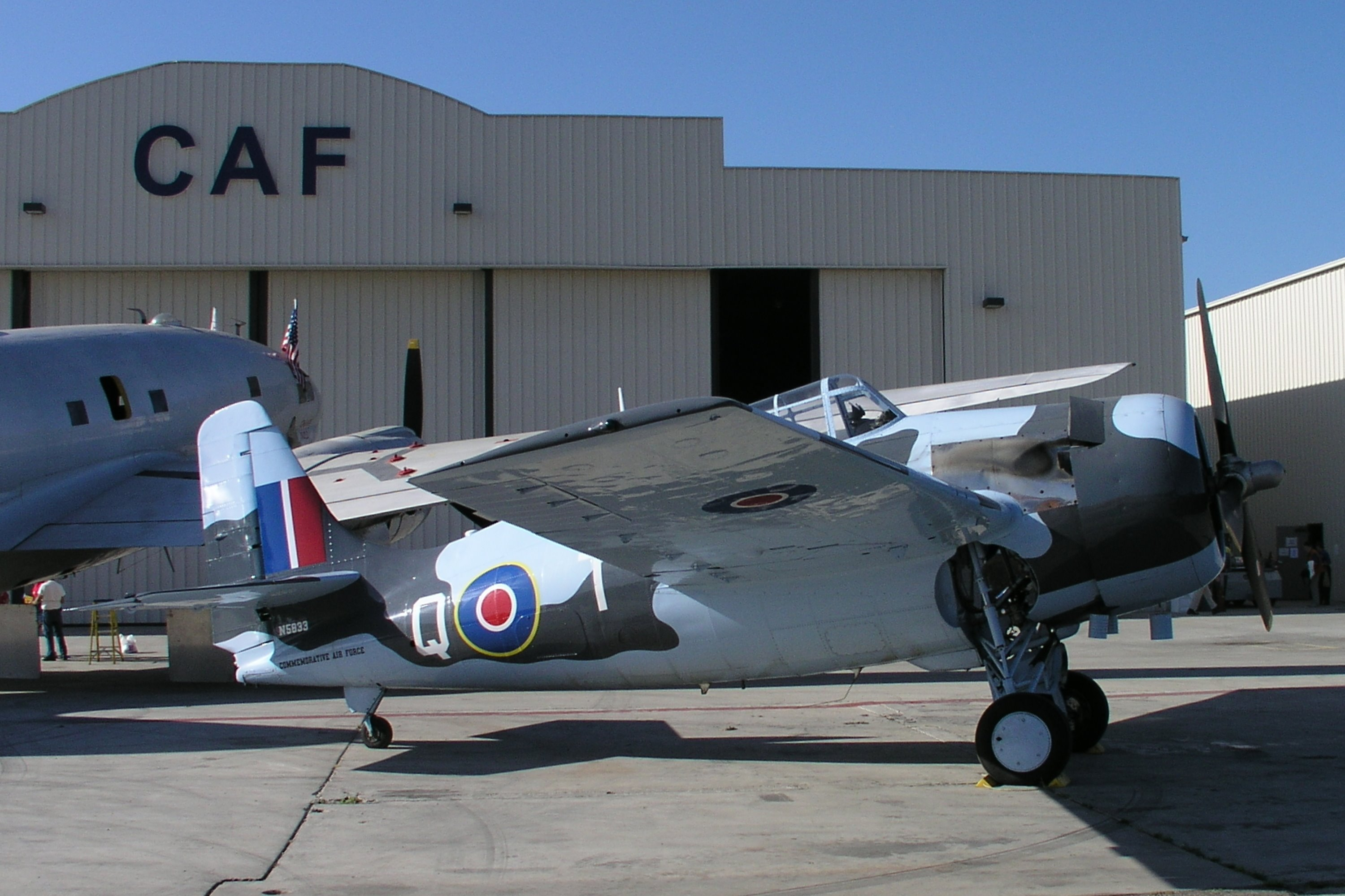 Eastern FM-2 \u201cWildcat\u201d specifications and photos