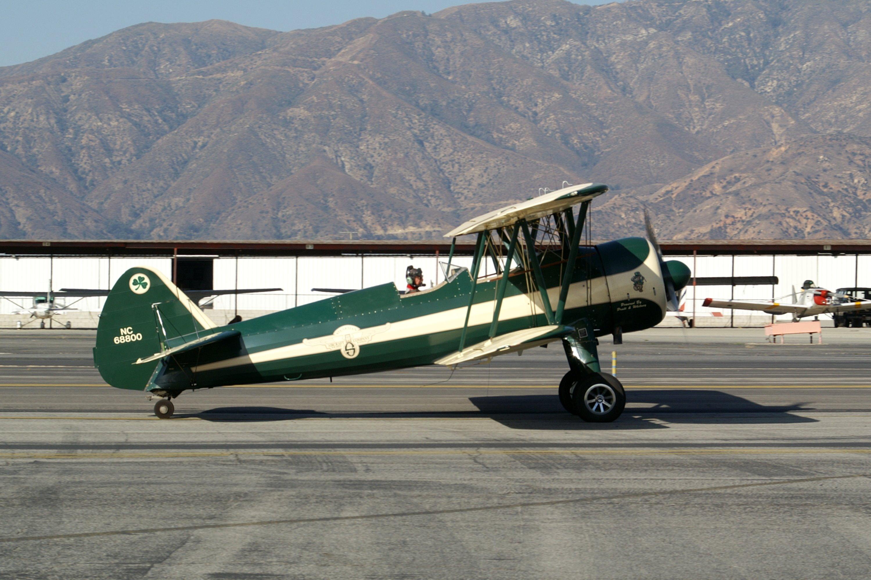 Rods 1941 Stearman 1941 Boeing-stearman B75n1