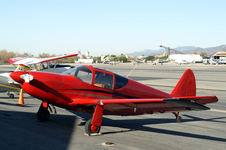 Globe GC-1B Swift single-engine two-seat sport monoplane