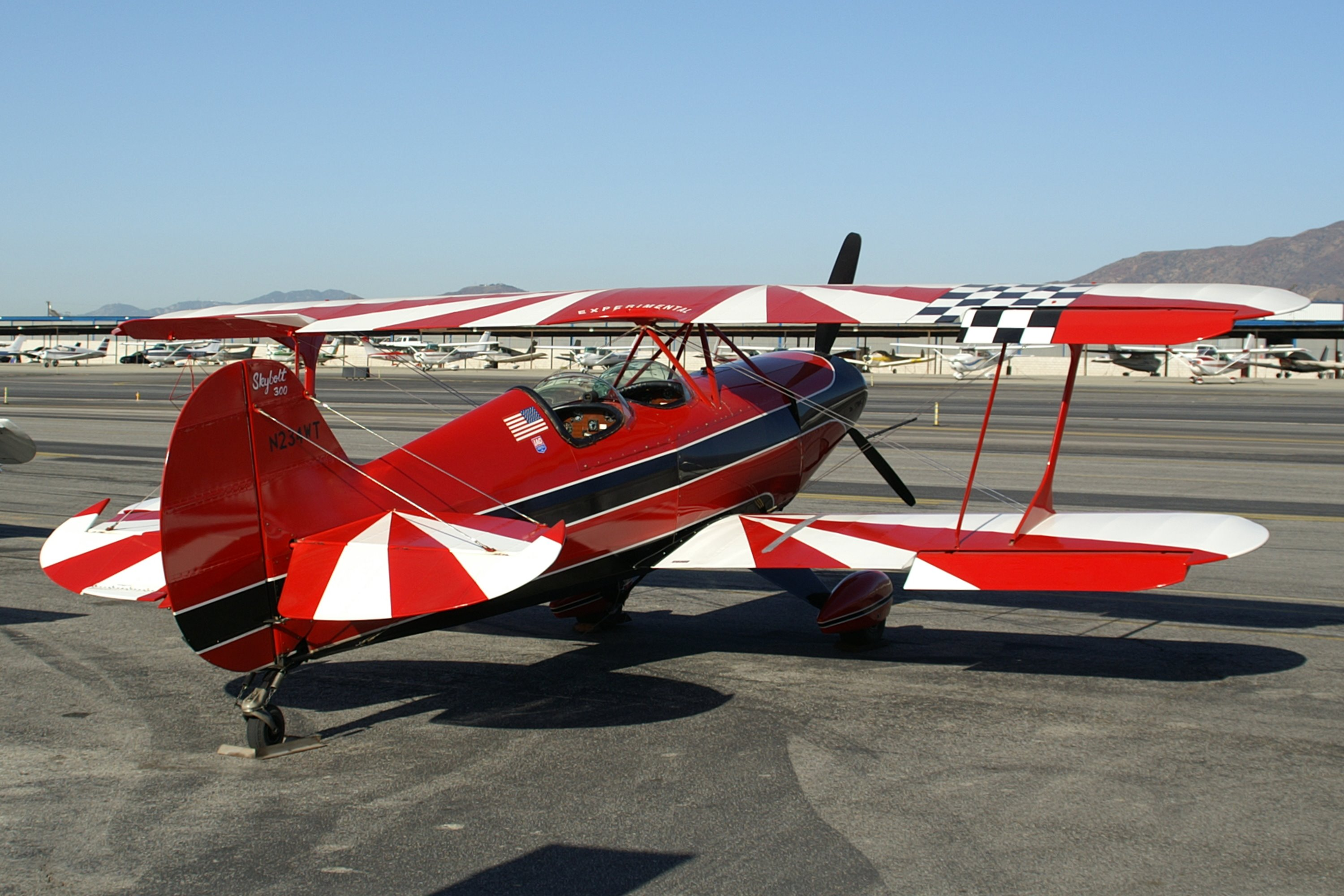 Steen Skybolt 300 specifications and photos