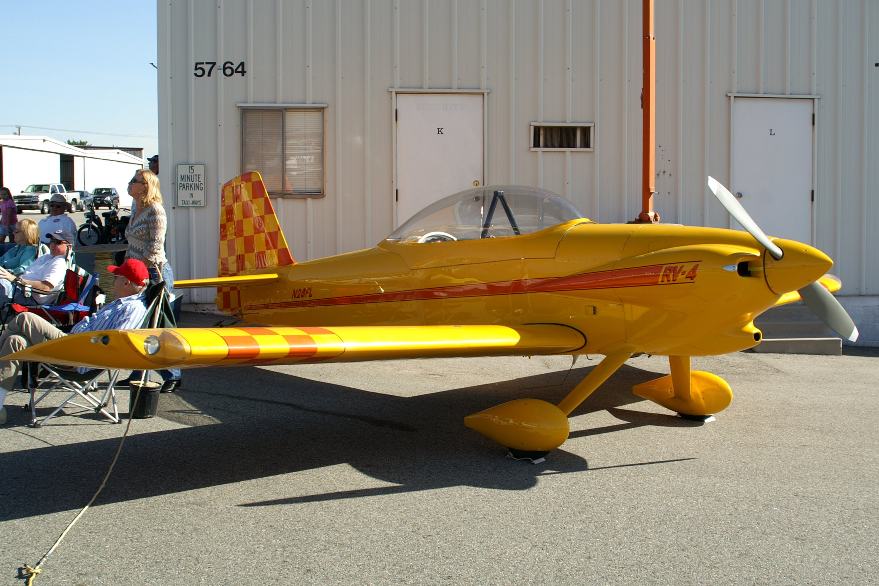 California Rv Show >> Vans RV-4, Two-seat single-engine low-wing kit-built aircraft