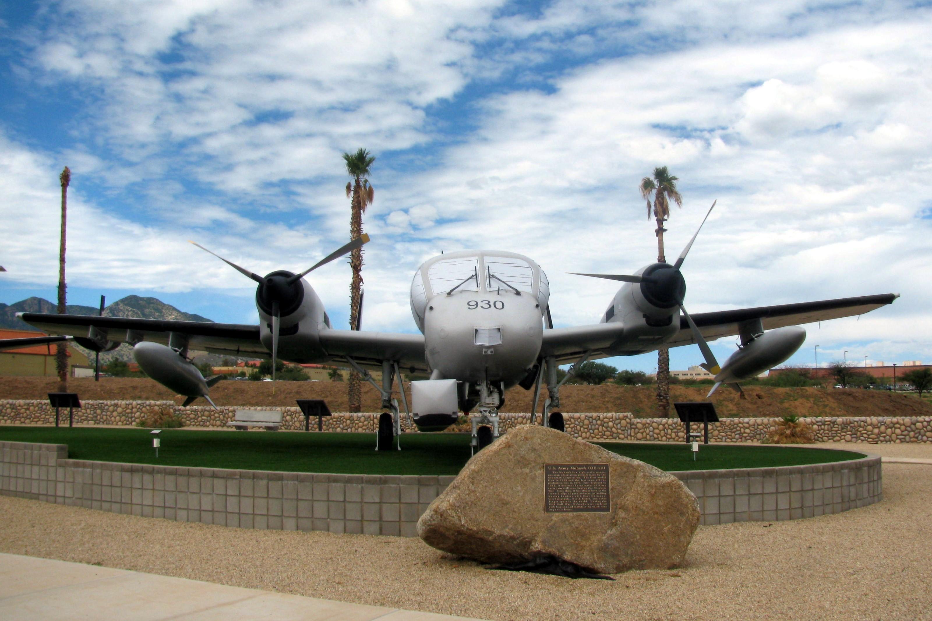 arizona aviation museum guide fort huachuca