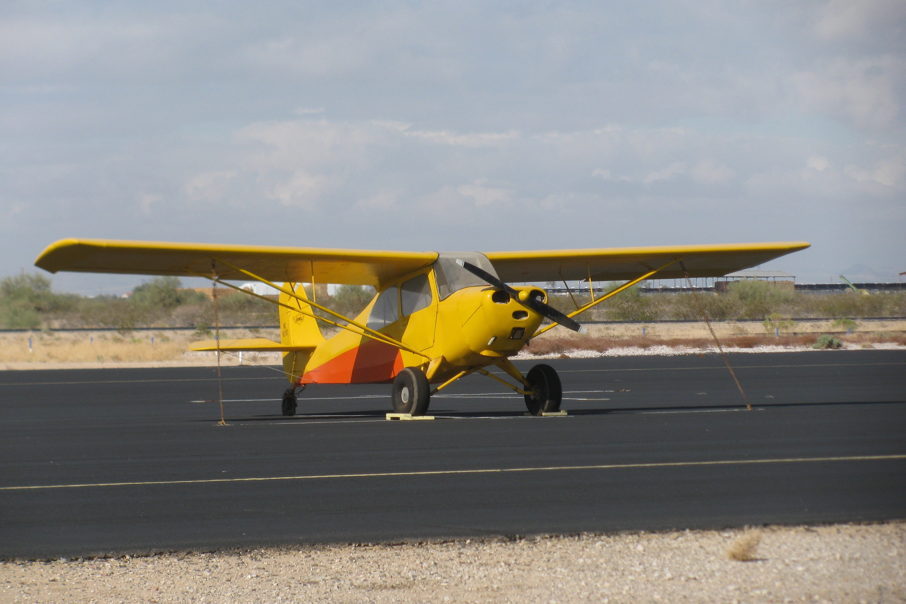 Aeronca 7AC Champion specifications and photos