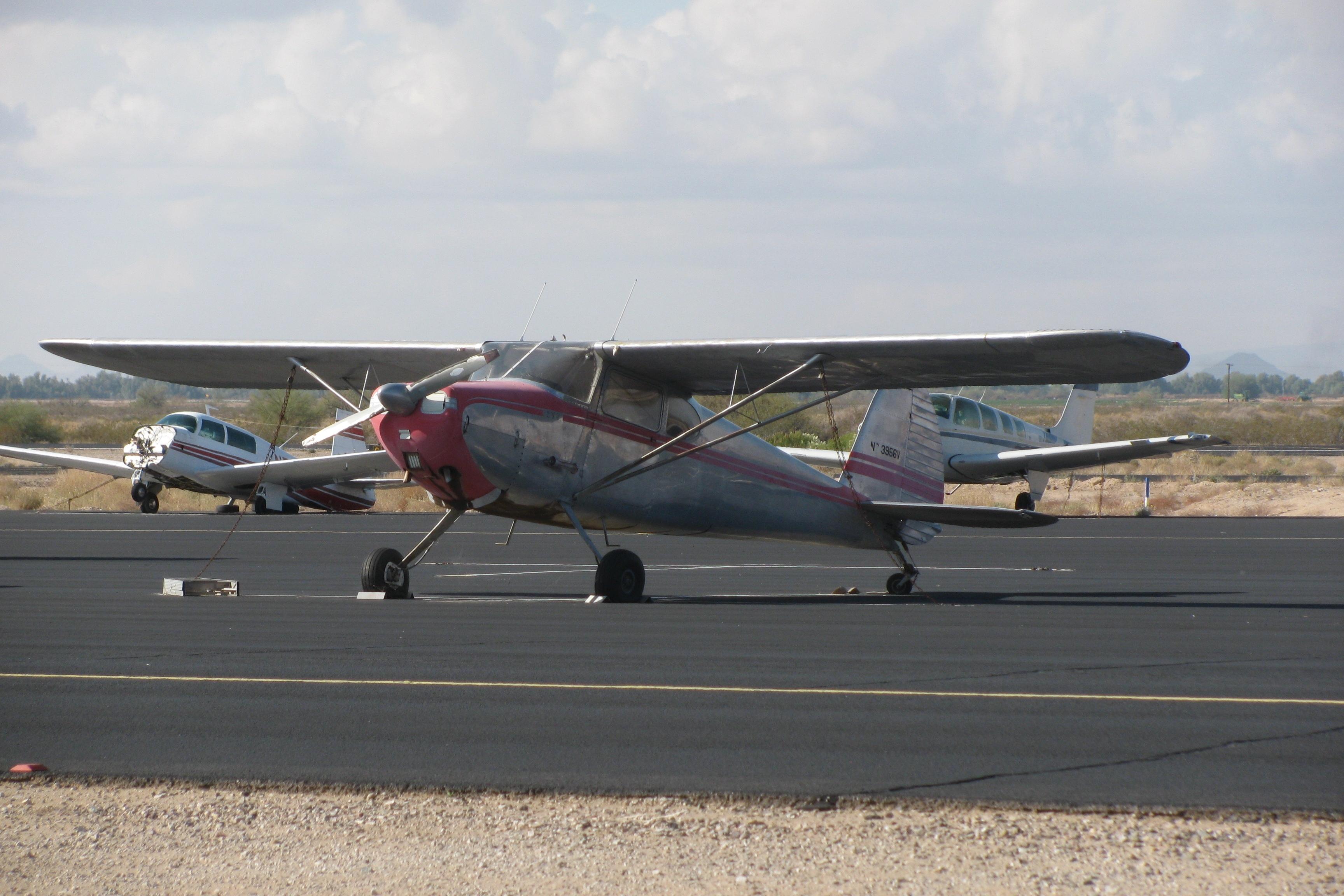 Cessna 170, Single-engine four-seat cabin monoplane, USA