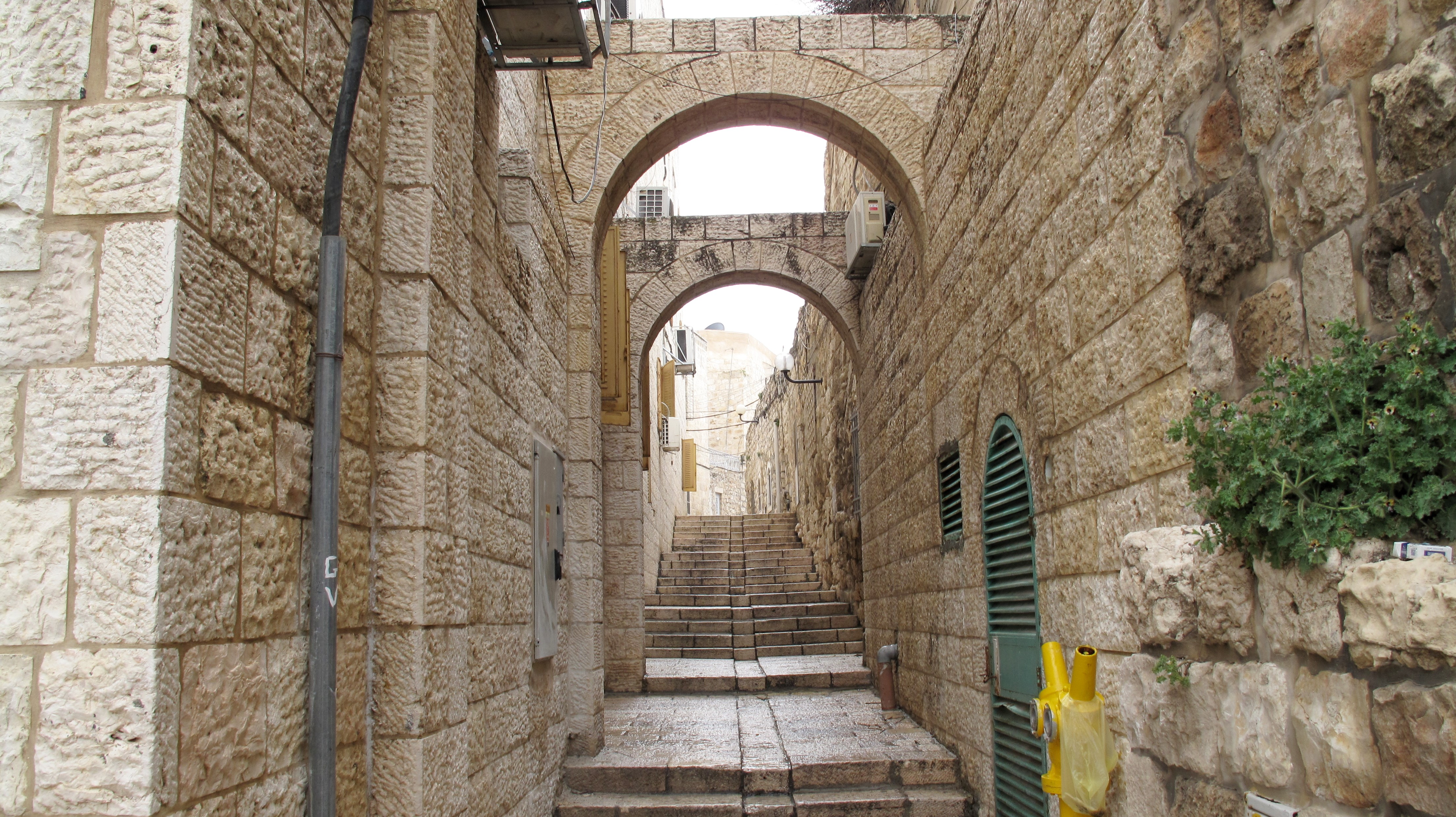 The Jewish Quarter, Jerusalem, Israel Travel Photos