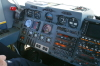 27: Flight controls panel