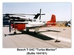 Beechcraft 34C Turbine Mentor Aviation Manual / Aviation History
