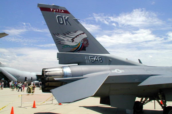 "General Dynamics F-16C Block 42D ""Fighting Falcon"""