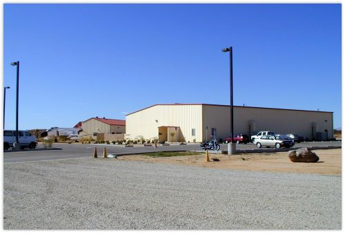 Air Force Flight Test Center Museum, Edwards AFB, California ...