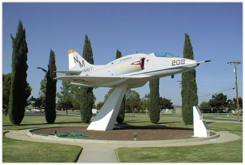 Lemoore air force base