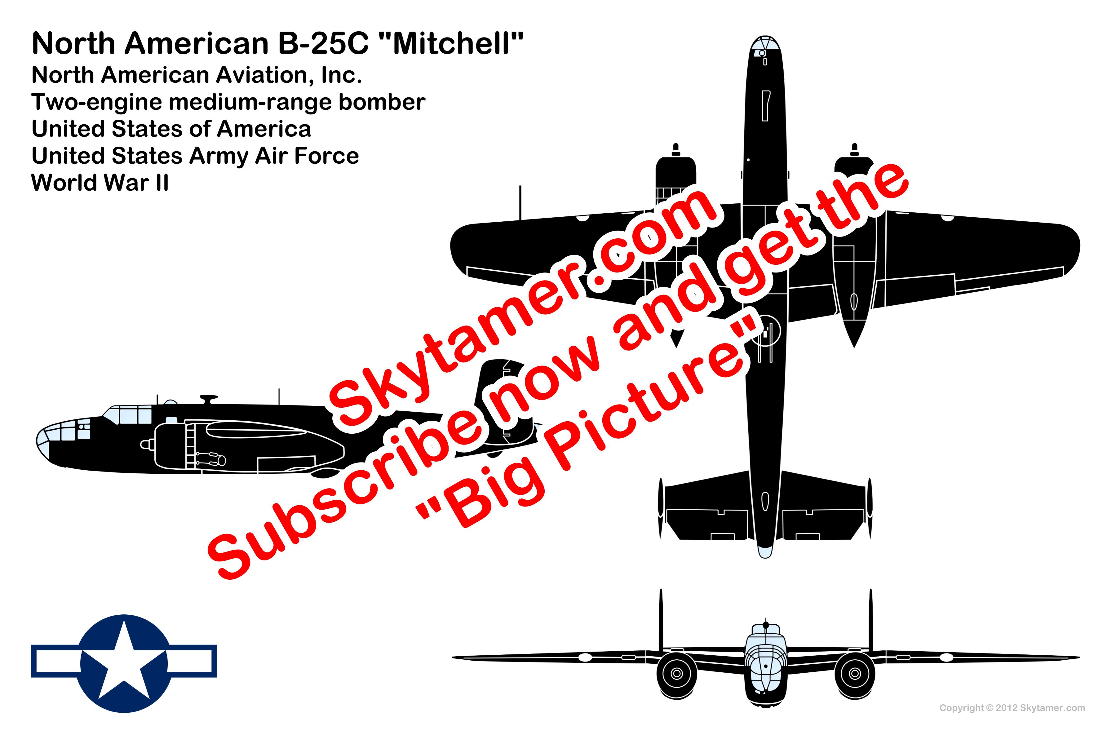 Type: 6. Twin-engine medium bomber.