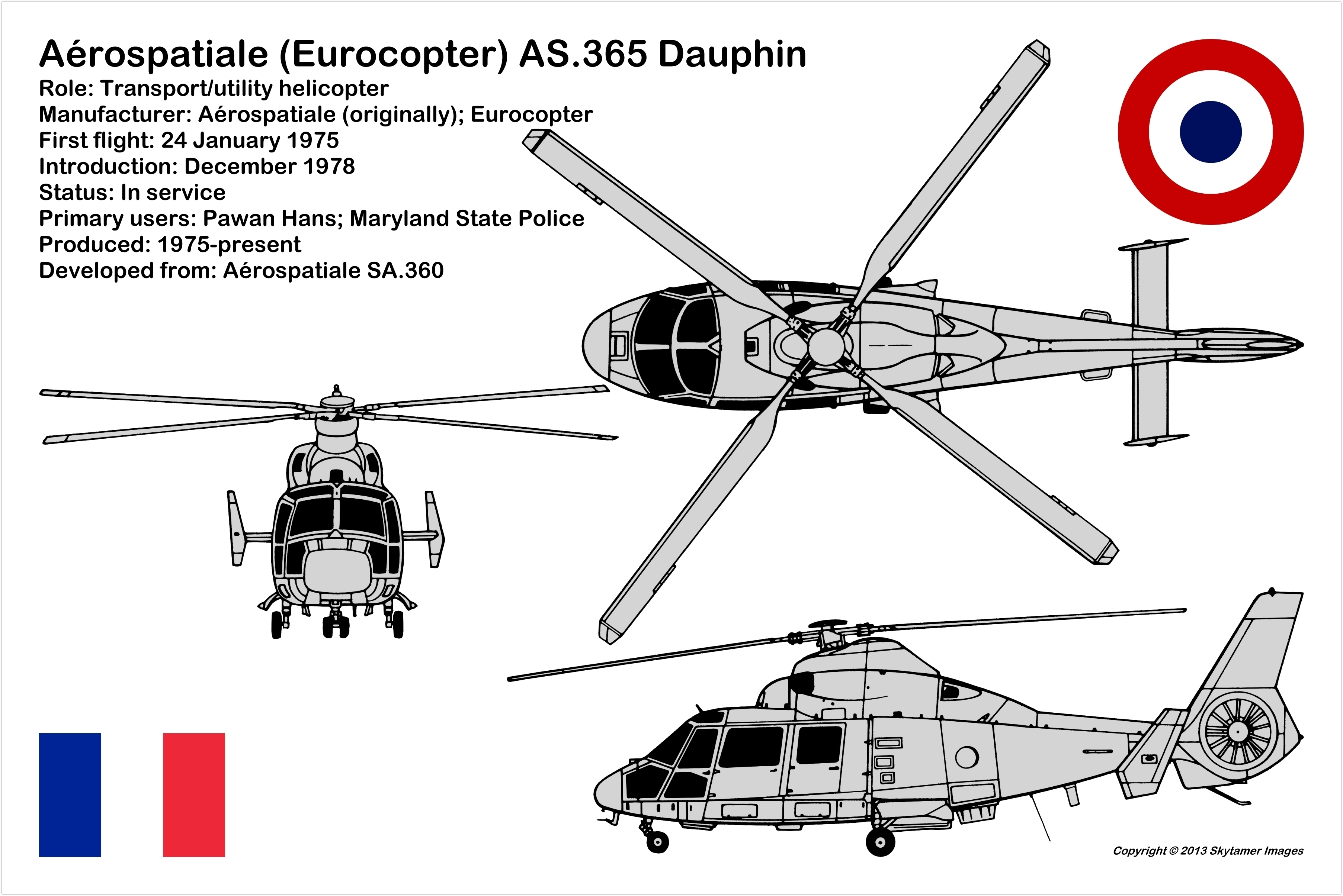 aerospatiale helicopter with 2 8 A on 672 together with Airbus Helicopters H145 By Mercedes Benz Style Review besides 687 likewise Dauphin in addition Sa 318 alouette ii.